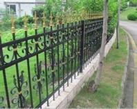 大连庭院护栏