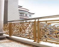 大石桥阳台护栏